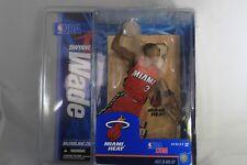 DWYANE WADE - McFarlane NBA 12 - Red Jersey Variant - Heat - NIP