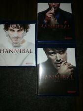Hannibal - Die komplette Serie      Staffel 1 - 3  auf 12 DVDs