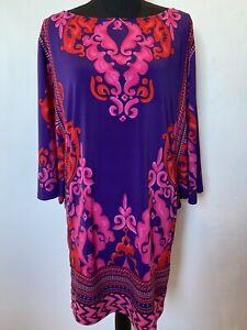 Hale Bob Designer Short Dress/Top. Size M. Worn Once. RRP £295.