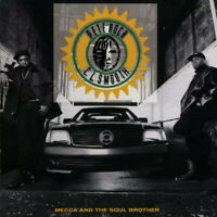 PETE ROCK & C.L. SMOOTH Mecca And The Soul Brother (1992) 16-track CD NEW/SEALED
