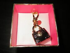 Brand New In Box Juicy Couture Black Gold Daydreamer Charm Limited 2014 Edition!