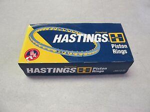 Hastings 2C6837010 4-Cylinder Piston Ring Set