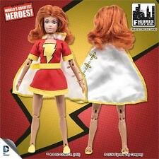 "Shazam Retro 8"" Figure Series 1 Mary Marvel (NEW LOOSE) SHIPS FREE!"