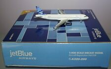 Gemini GJJBU588 Airbus A320-232 JetBlue N605JB in 1:400 scale