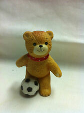 Enesco Lucy and Me Soccer Bear
