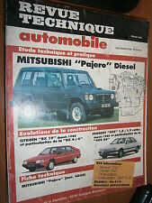 Mitsubishi PAJERO Diesel : revue technique RTA 517
