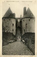 CP 77 Seine-et-Marne - Rozay en Brie - Château de la Grange