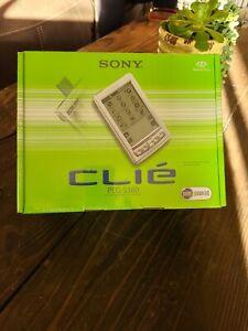 Sony PEG-S360 Handheld PDA (Factory Sealed)
