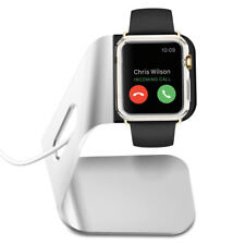 PASBUY 68S Aluminum Dock Station Charge Stand for Apple Watch Series3 2 1 Silver