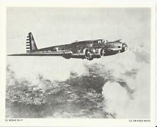 25. Boeing YB-17 - photo print from '78 USAF Historical Photopak 2 set