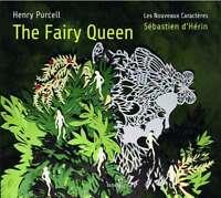 Les Nouveaux Caracteres & Sebastien D' Herin - The Fairy Queen Neuf CD