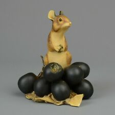 More details for border fine arts mouse on bunch of black grapes