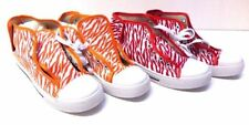 Animal Print Canvas Casual Flats for Women