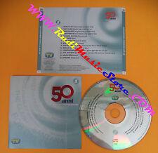 CD Compilation 50 Anni di Musica Internazionale CD 1 CLASH ELVIS PRESLEY(C26*)
