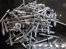 "100 - 3/16"" X 1/4"" Aluminum Pop Rivets AA62"
