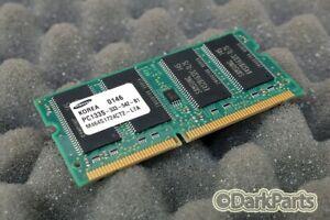 Toshiba Portege P4000 Laptop Memory 128MB RAM M464S1724CT2-L7A Samsung RAM