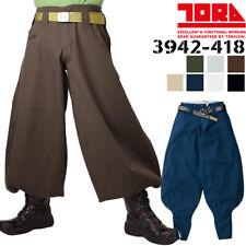Nikka Toraichi 3942-418 Super Super Long Eighth Denim 100% Cotton Toraichi 3942