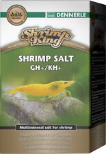 Shrimp King Shrimp Salt Mineral GH/KH+ 200g Salty Shrimp Alternative Neocaridina