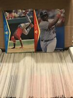 1995 Upper Deck Sp (red & blue) Incomplete