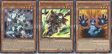 Authentic Yuto Deck - Phantom Knights Ancient Cloak  - Silent Boots  Cloven Helm