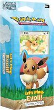 Pokemon Let's Play Themendeck - 1 Themendecks - Evoli - Deutsch
