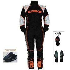 CRG kart race suit KIT CIK/FIA level 2 2014 style(free gifts)