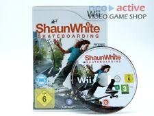 Shaun White Skateboarding | Nintendo Wii Game | OVP | Deutsch | <G