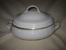 Rosenthal Sanssouci Gold Band Porcelain Soup Tureen w/ Lid Selb Bavaria Germany