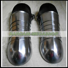 Medieval Sabatons Steel Armour Shoes Round Toe Sabaton Larp Sca Reenactment Boot