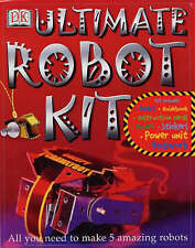 Ultimate Robot Kit by David Eckold (Mixed media product, 2001)