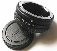 Tilt Olympus OM Lens To Micro 4/3 M4/3 Adapter GH1 G1 EP1 GF3 GF5 EPL3 G3 G1 CAP