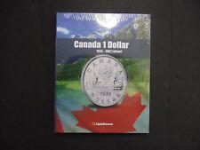 Canada 1 Dollar Coin Album 1935 - 1967 Lighthouse Vista Album