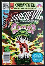 DAREDEVIL #177 (1981 MARVEL) *ORIGIN OF DAREDEVIL RETOLD* NM