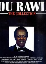 LOU RAWLS the collection HOLLAND 1989 EX LP