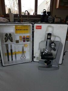 Sears microscope set