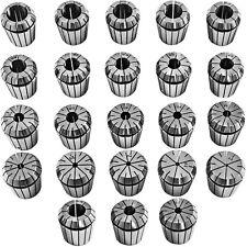 VEVOR Precision ER40 Collet Set 23PCs Workholding Collets Chuck 3-25 mm for CNC