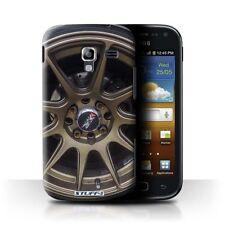 Housses et coques anti-chocs marron Samsung pour téléphone mobile et assistant personnel (PDA)