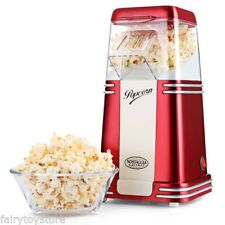 NOSTALGIA Popcorn Maker Professional Electrics Popcorn Machine Poppers Microwave