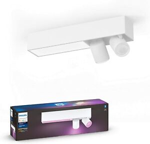 Philips Hue White and colour ambience 5061030P7 Smart lighting spot White (Auc1)