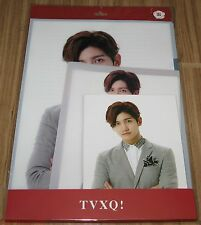 TVXQ! TVXQ SMTOWN COEX Artium OFFICIAL GOODS MAX CHANGMIN STATIONERY SET SEALED