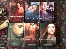 Vampire Academy Novel Series