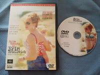 ERIN BROCKOVICH JULIA ROBERTS DVD + EXTRAS ESPAÑOL ENGLISH ITALIANO