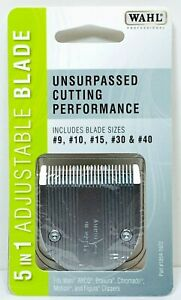 Wahl Professional Animal Clippers 5-in-1 Adjustable Fine Blade 2179-301