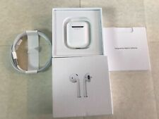 New listing Genuine Apple Airpods 2nd generation with charging case original acce mv7n2am/a