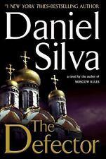 The Defector (Gabriel Allon Novels) by Silva, Daniel, Good Book