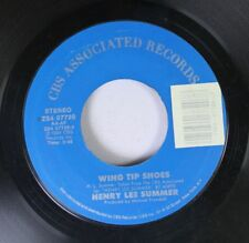 """Rock 45 Henry Lee Summer - I Wish I Had A Girl (7"""" Edit) / Wing Tip Shoes On Cbs"""