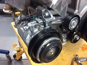 AC COMPRESSOR HOLDEN VF - LS2 LS3 GTS SUPERCHARGED