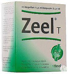 HEEL Zeel 'T' 10 Amps Homeopathic Remedies