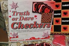 TRUTH OR DARE CHECKERS