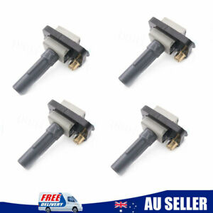4pcs Ignition Coils Pack Set 22433-AA540 For Subaru Impreza WRX Forester Legacy